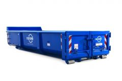 12 m3 groen container