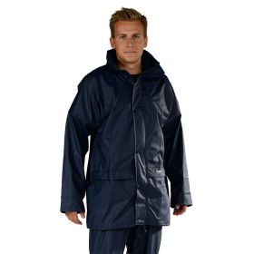 Ocean Weather Comfort stretch PU jack (Navy)
