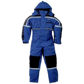 Ocean Thermo ademende winter overall (Royal Blue)