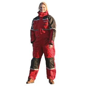 Ocean Thermo ademende winter overall (Red)