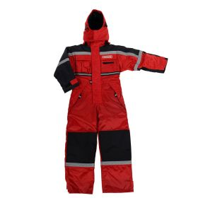 Ocean Thermo junior winter overall (Red)