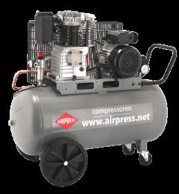 Compressor HL 425-100 10 bar 3 pk 280 l/min 100 l