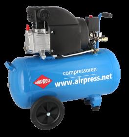 Compressor HL 275-50 8 bar 2 pk 156 l/min 50 l