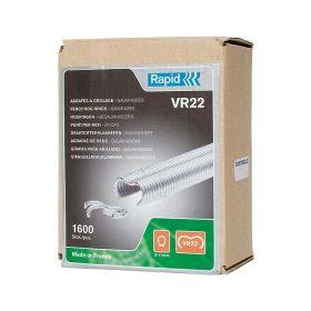 Rapid Hekwerkring VR22 Gegalvaniseerd in doos (1600 stuks)
