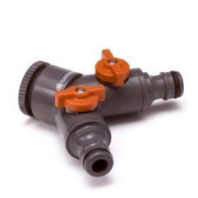Gardena 2-weg ventiel, type 936