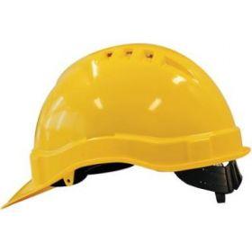 Veiligheidshelm MH6000 Geel