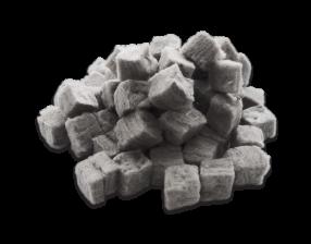 Urbanscape Green Cubes 2x2cm - 1.14 m3 pallet doos