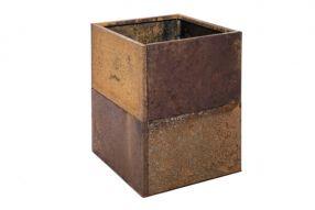 Vierkant 40x40 80 cm Plaatstaal